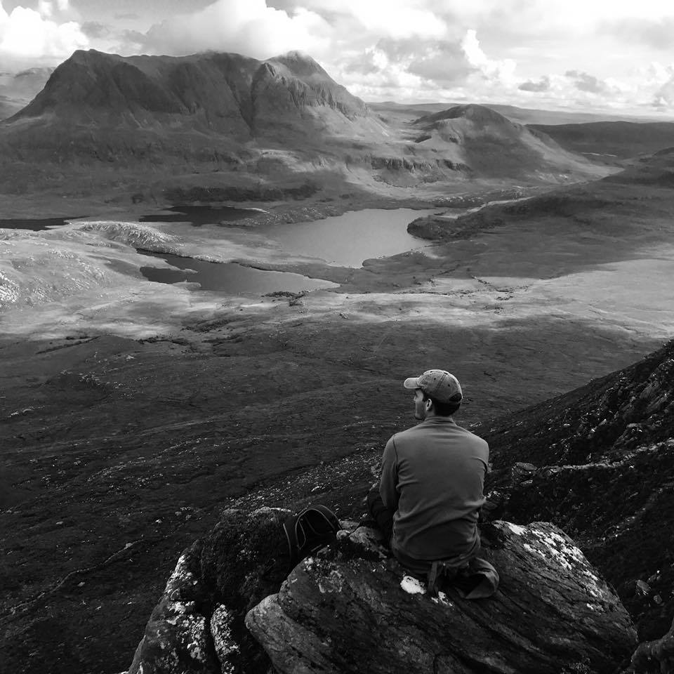 View from Stac Pollaidh, Highlands, Scotland ©Mr.Bacchus, 2016 21st Century Grand Tour