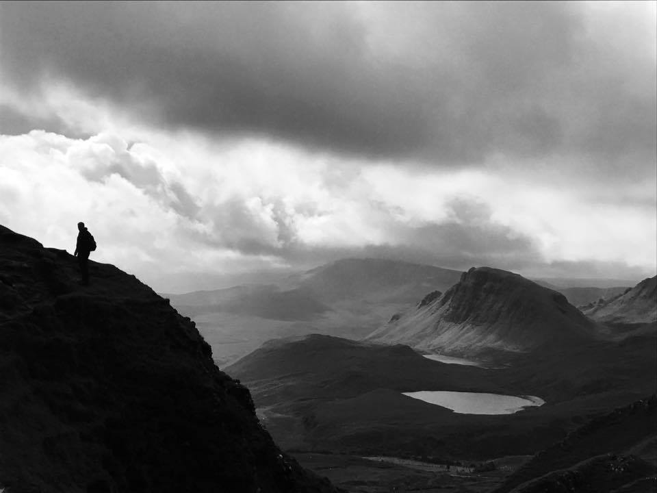 View from The Quiraing, Isle of Skye. Highlands, Scotland ©Mr.Bacchus 2016