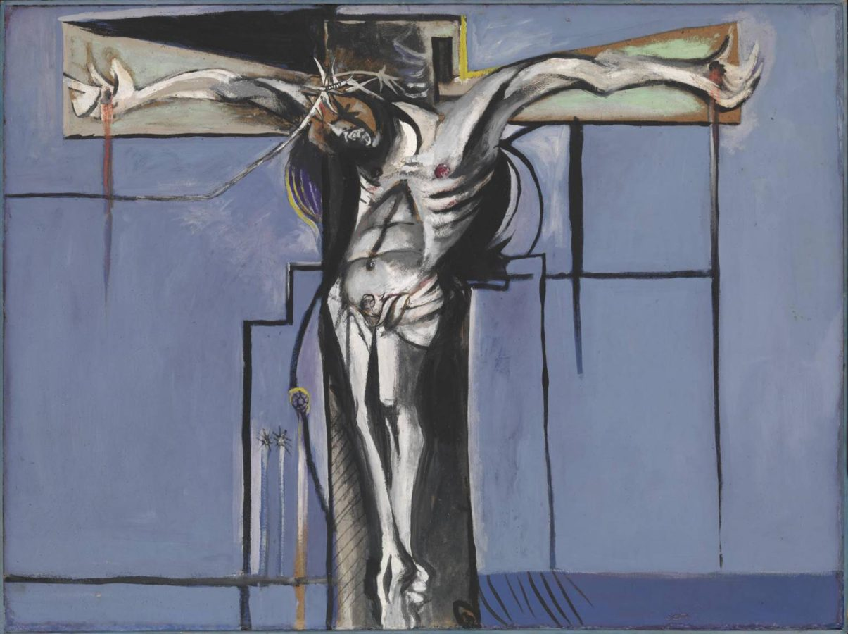 Graham Sutherland http://www.tate.org.uk/art/work/N05774 image of the crucifixion