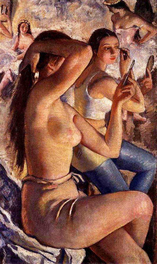 Zinaida Serebriakova artworks