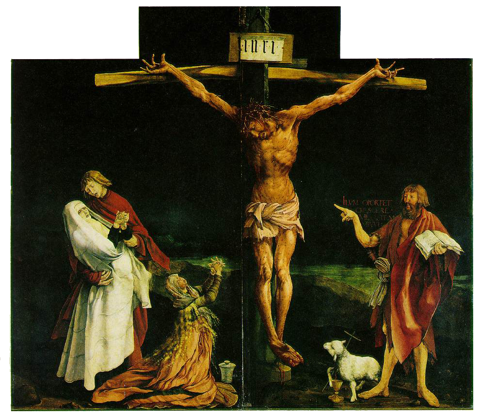image of the crucifixion