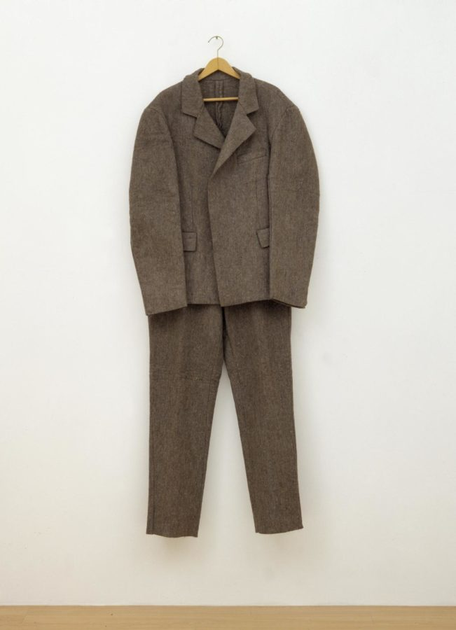 Joseph Beuys, Felt Suit, 1970 , Tate, most important works of joseph beuys