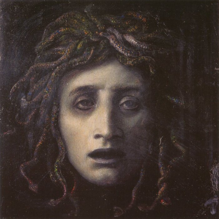 5 Most Famous Medusa's Head Paintings In The Art History