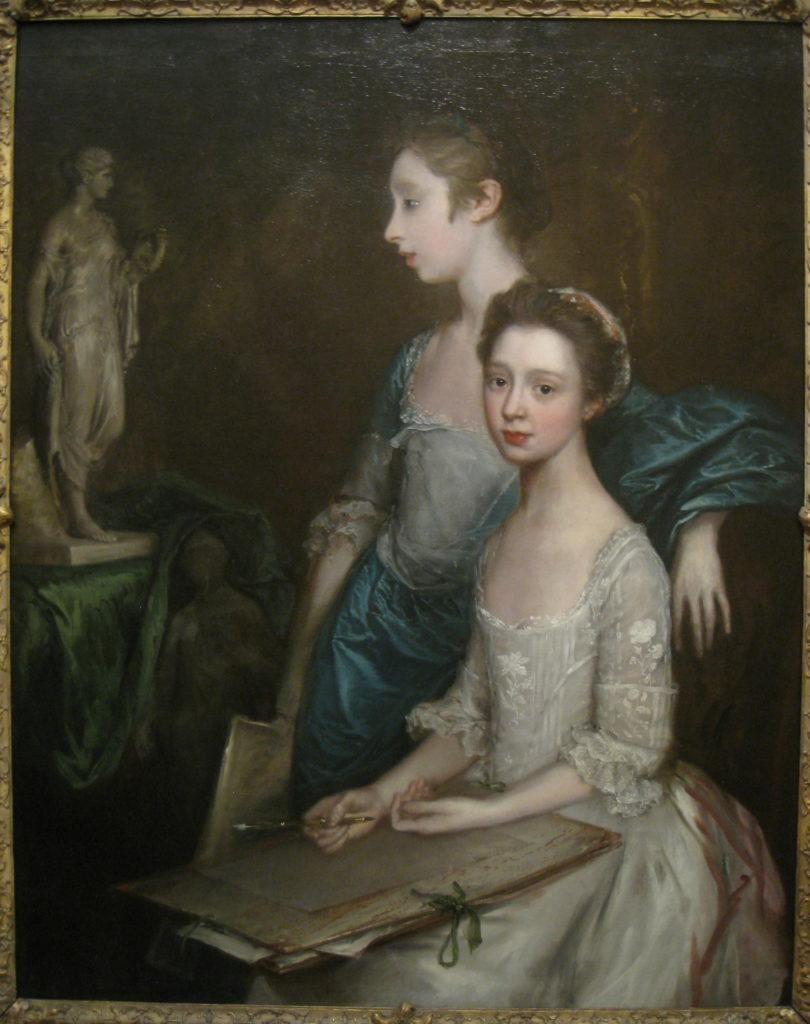 Gainsborough's daughters