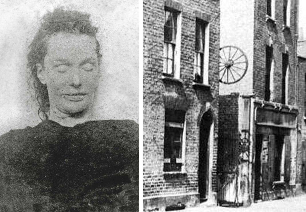 Five More Things Everyone Should Know About the Victorians Elizabeth Stride Jack the Ripper Mortuary Photograph