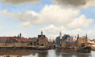 Johannes Vermeer View of Delft
