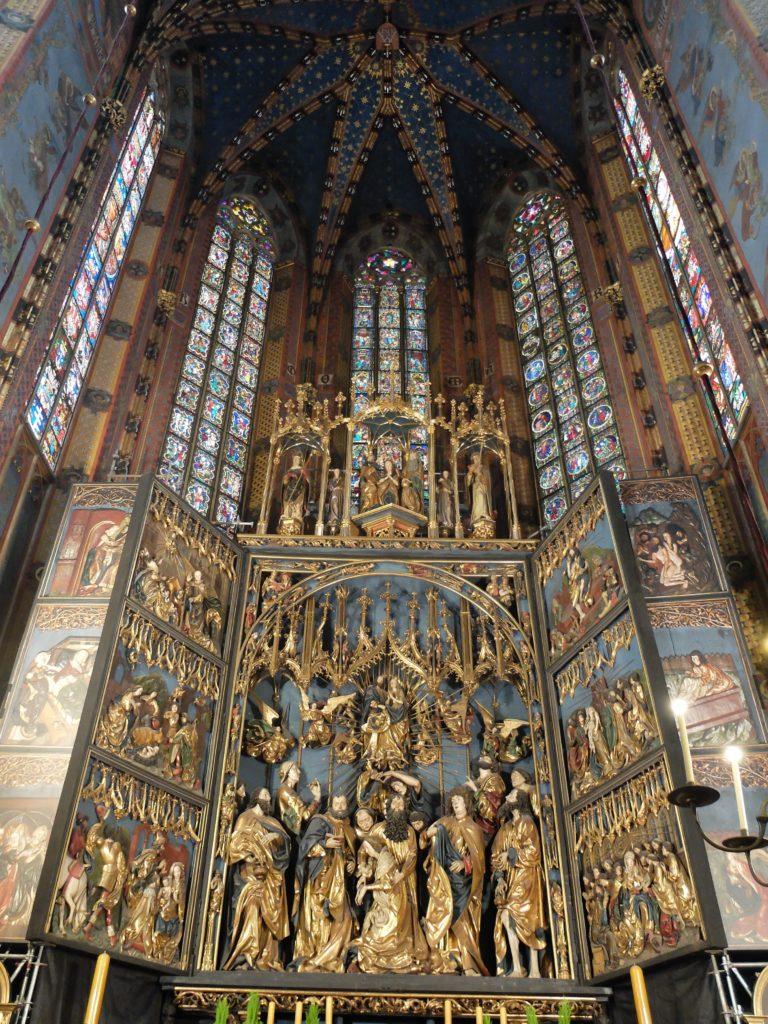Veit Stoss Altarpiece