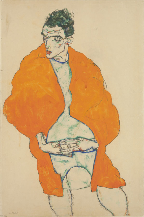 Schiele and Francesca woodman