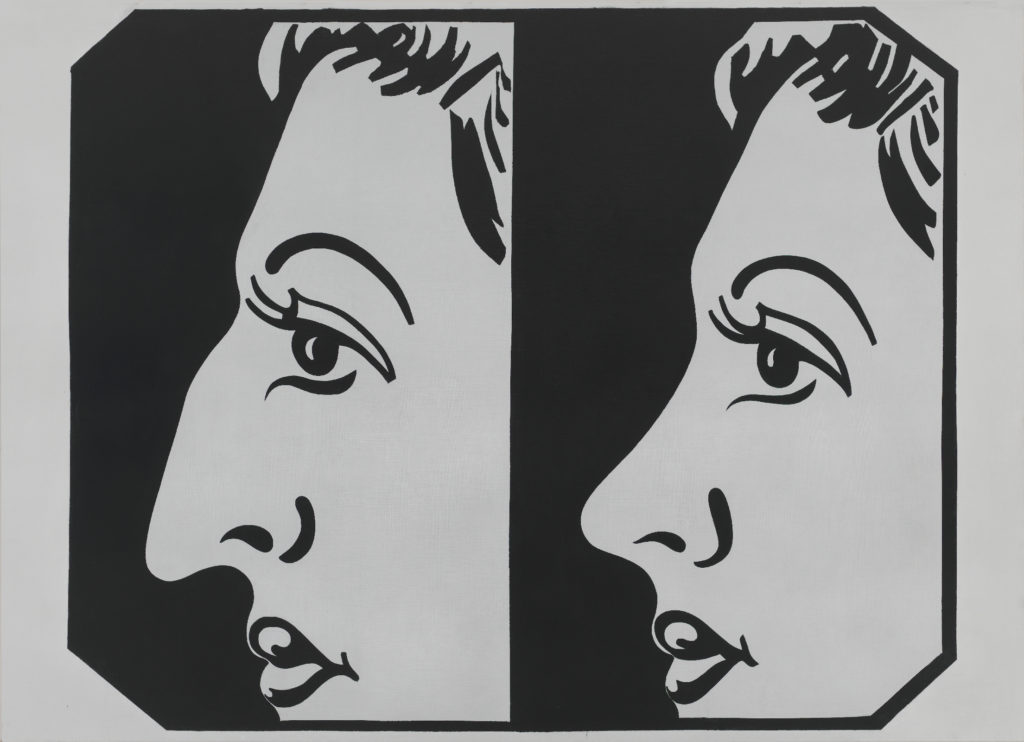 Protest at Andy Warhol From A to B and Back Again