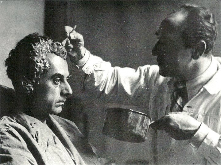Man Ray, The Lifemask, 1932, The J. Paul Getty Museum, Los Angeles, © Man Ray Trust / ARS/ ADAGP, man ray and his masks
