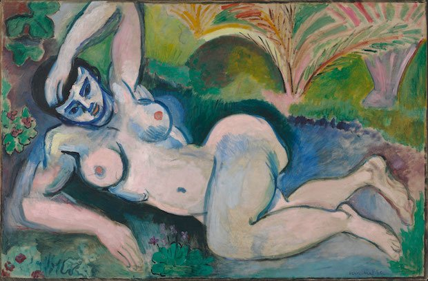 Body positive in art: Henri Matisse, Blue Nude, 1907, Baltimore Museum of Art, Baltimore, Maryland, United States