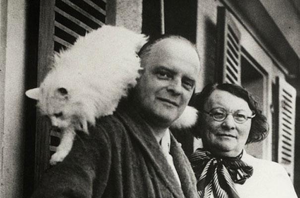 Paul Klee and Bimbo