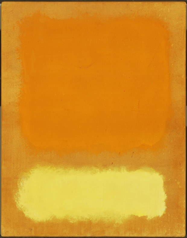 Mark Rothko, Untitled, 1956, Phillips Collection