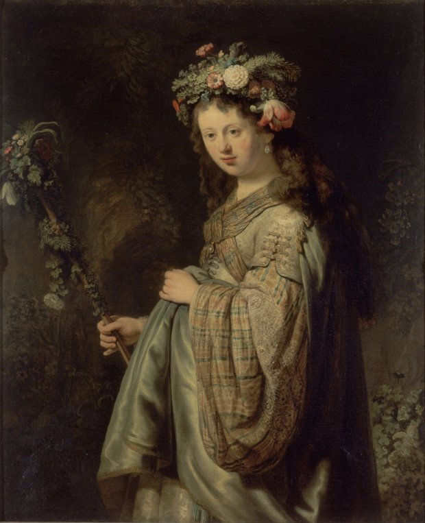 Harmensz_van_Rijn_Rembrandt_-_Flora_
