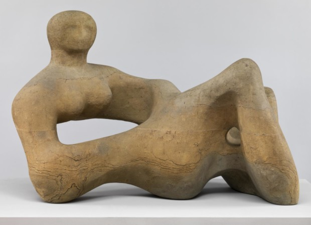 Recumbent Figure 1938 Henry Moore OM, CH 1898-1986 Presented by the Contemporary Art Society 1939 Fleshy Sculptures