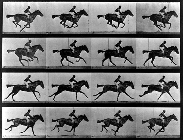 Muybridge's The Horse in Motion, 1878