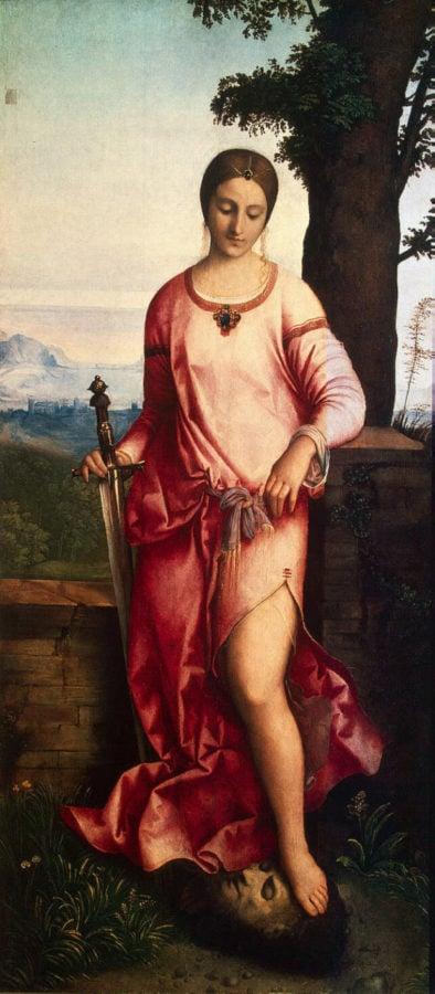 Giorgione, Judith, 1504, The State Hermitage Museum