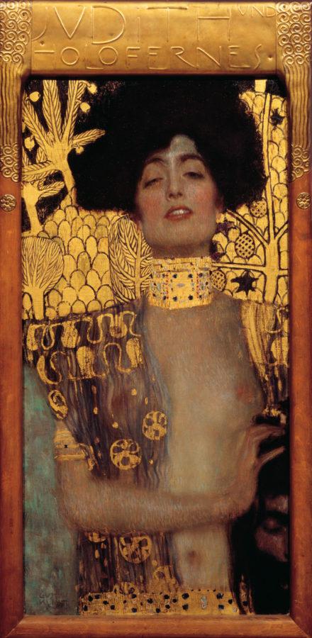 Gustav Klimt, Judith I, 1901, Österreichische Galerie Belvedere, Vienna