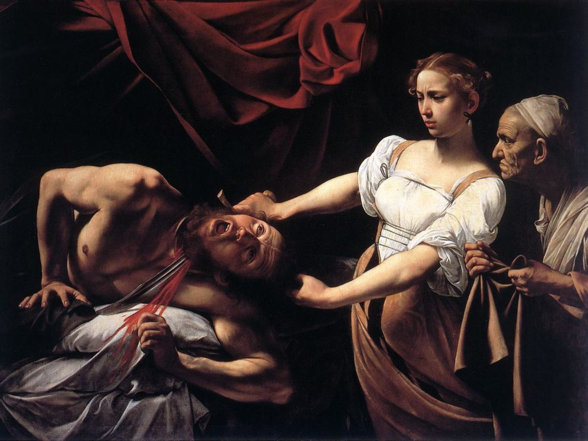 The Best Of Judith And Holofernes Paintings - DailyArtMagazine.com ...