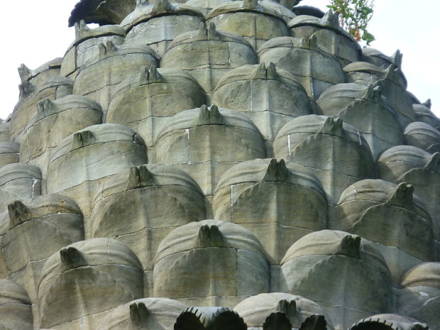 Cupola detail. Source: Wikimedia Commons.