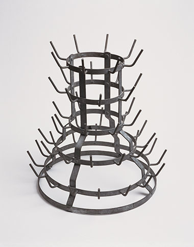 Marcel Duchamp, Bottle-Rack, 1914-1964, Musée National d'Art Moderne, Centre Georges Pompidou, Paris