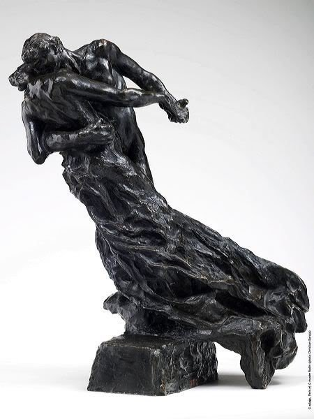 Camille Claudel, La Valse [The Waltz], 1895, Paris, Musée Rodin