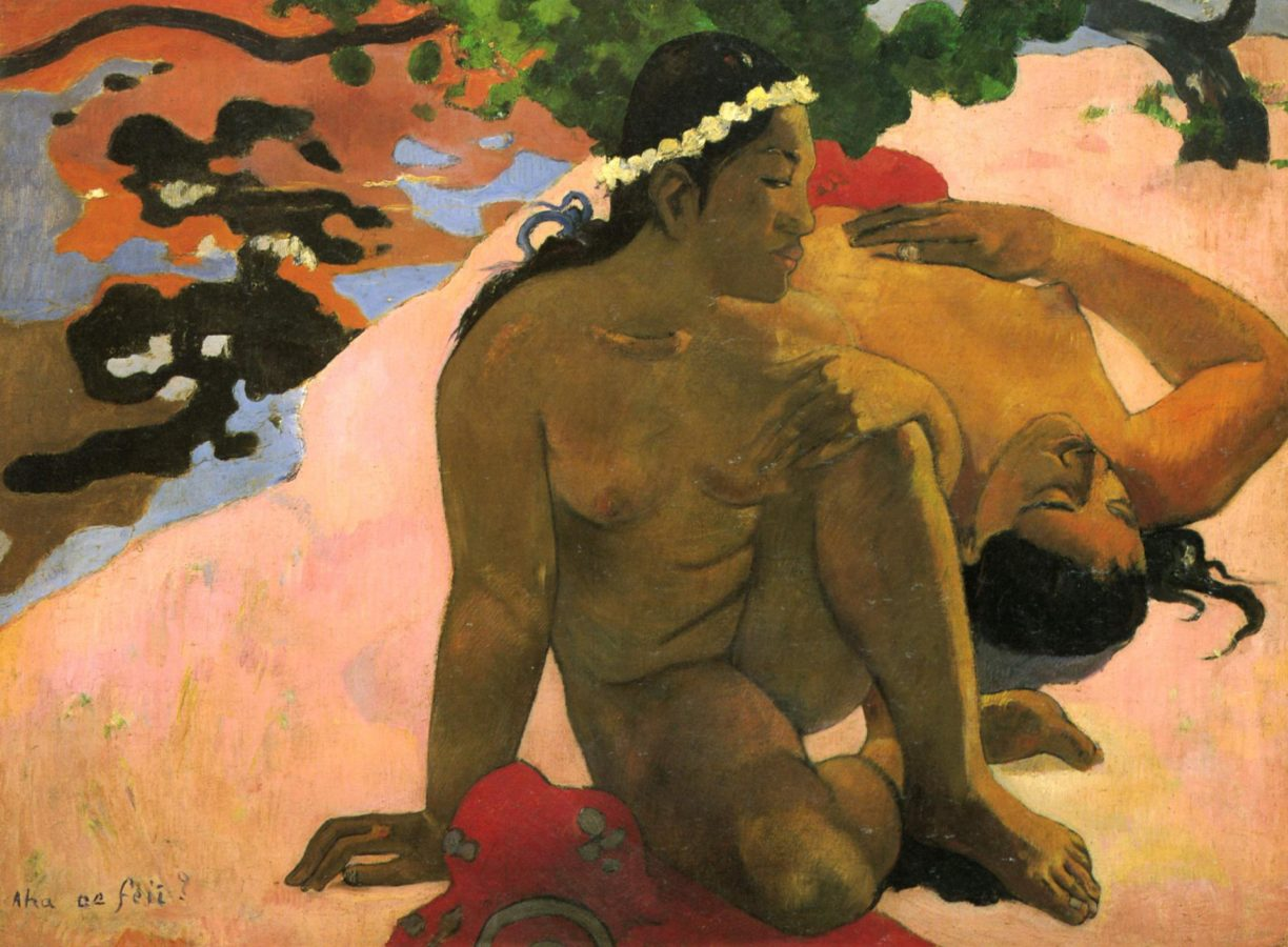 Gauguin - master or monster