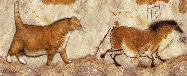 Lascaux-Fat-Horse-and-Fat-Cat-w