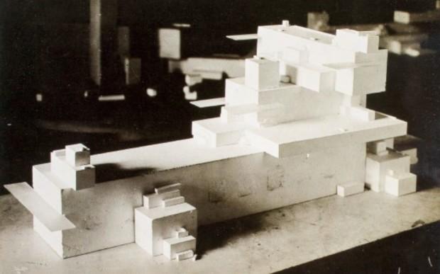Malevich-Architecton