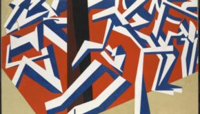 David Bomberg, The Mud Bath, 1914, Tate Modern