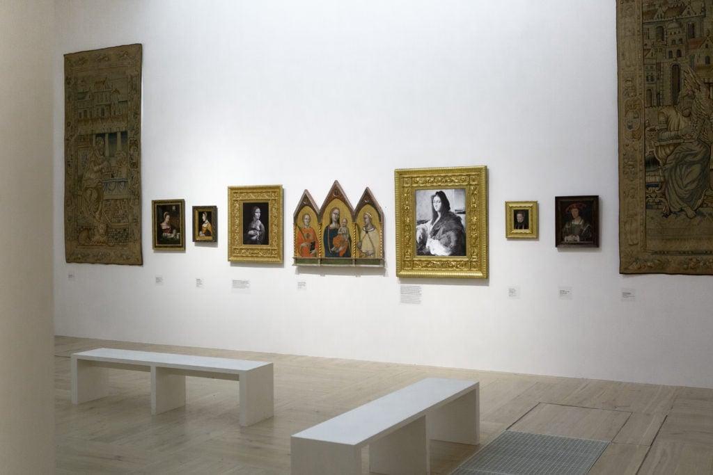 The new Princess Czartoryski Museum. Fot. Mateusz Szczypiński/ Pracownia Fotograficzna MNK