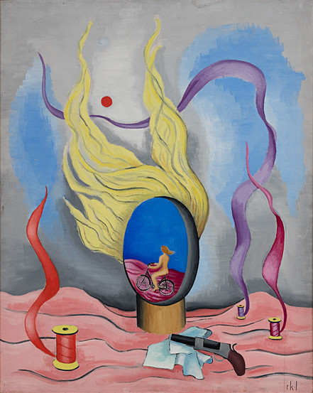 Rita Kernn-Larsen, Searching for the Moon, 1936-37, private collection.