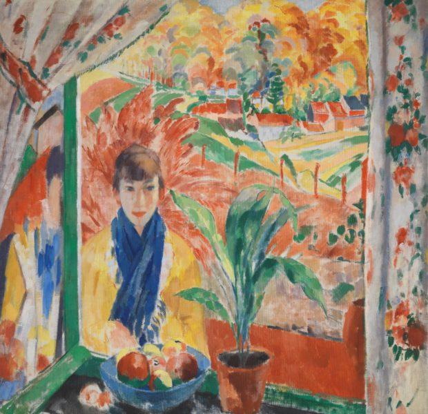 Autumn, (1913), oil on canvas, 135.5 × 140.5 cm, Antwerp, Koninklijk Museum voor Schone Kunsten Antwerpen, inv. 3293, gift Dr. Ludo van Bogaert-Sheid, 1989 © Lukas - Art in Flanders vzw. Photo Hugo Maertens