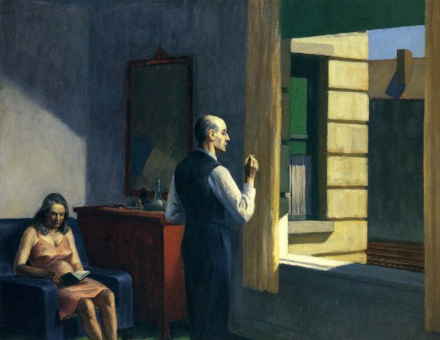Image result for edward hopper paintings images