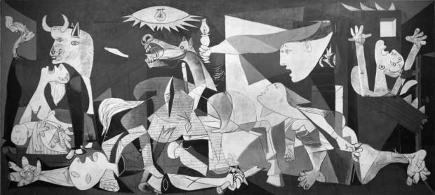 Guernica by Pablo Picasso (1937), Museo Nacional Centro de Arte Reina Sofía