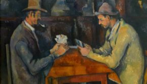 The Card Players 1892–95 Oil on canvas, 60 x 73 cm Courtauld Institute of Art, London