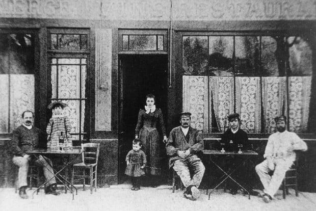 vincent van gogh death The Ravoux family inn in Auvers-sur-Oise where Vincent Van Gogh died on July 29, 1890. death