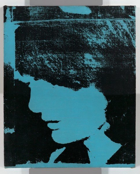 "Andy Warhol, ""Jackie,"" 1964. © 2014 The Andy Warhol Foundation for the Visual Arts, Inc. / Artists Rights Society (ARS), New York."