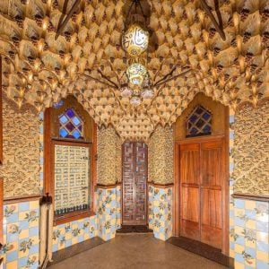 Casa Vicens, the new Gaudi Museum, Barcelona. Source: https://casavicens.org