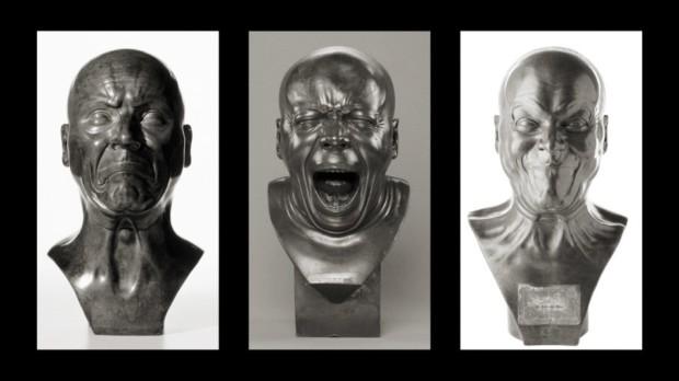 Franz Xaver Messerschmidt, Character Heads