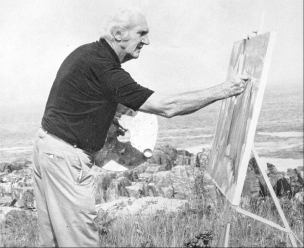 Henry Strater ogunquit artists ogunquit painters ogunquit artist colony