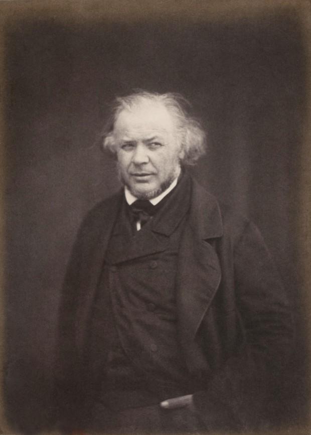 Honoré Daumier, c. 1850