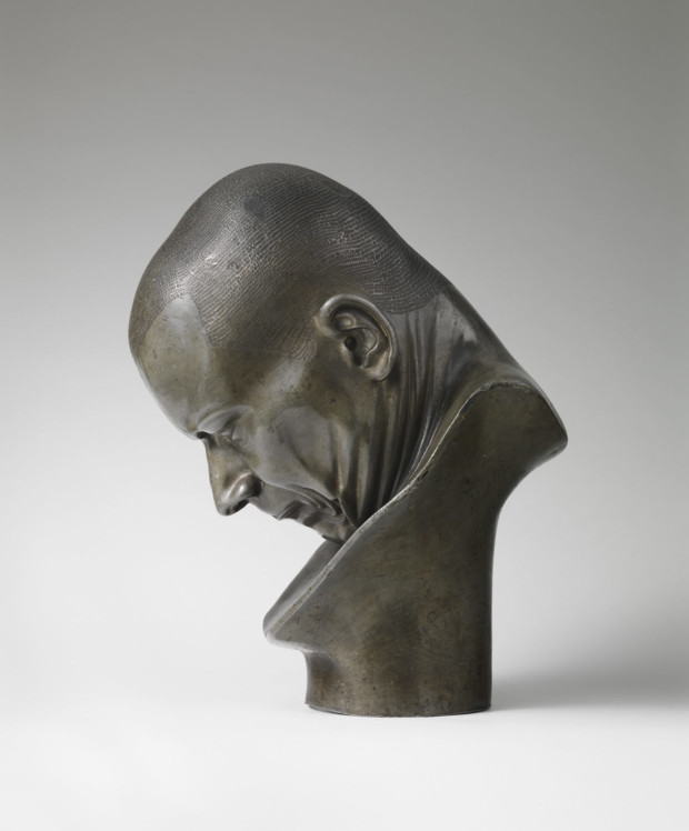 Franz Xavier Messerschmidt, A Hypocrite and a Slanderer, Metropolitan Museum of Art Franz Xaver Messerschmidt