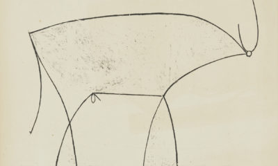 Line Art By Picasso : Picasso archives dailyartmagazine art history stories
