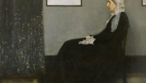James Whistler, Artist's mother,