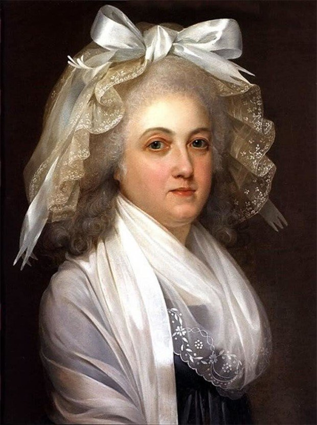 Alexandre Kucharski, Marie Antoinette prisoner in the Temple Tower, ca. 1792, private collection Portraits Marie Antoinette