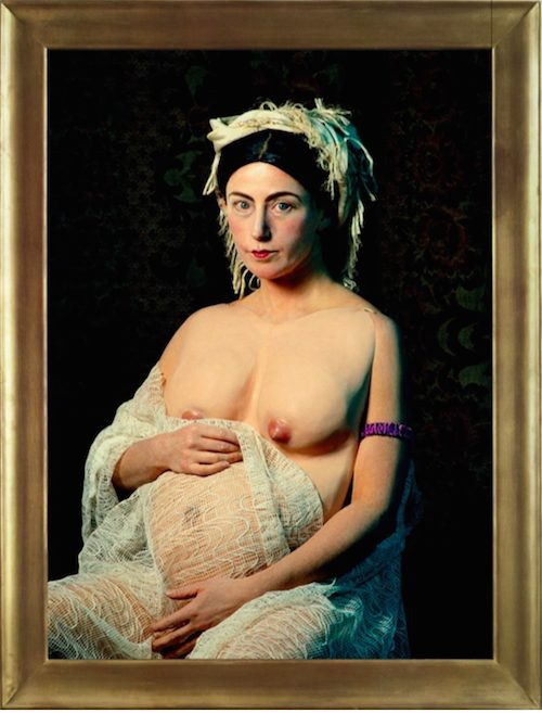 cindy sherman old masters