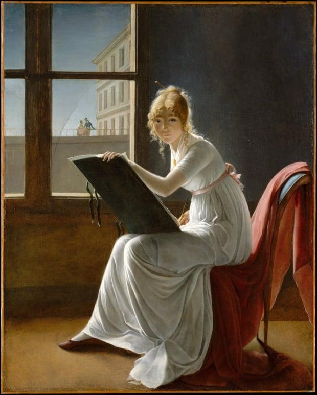Marie Denise Villers, Marie Joséphine Charlotte du Val d'Ognes, 1801, Metropolitan Museum of Art