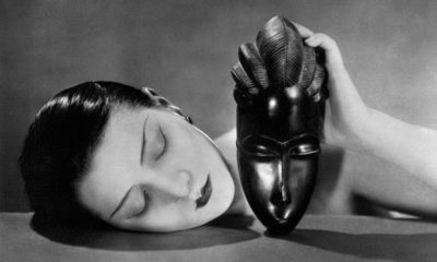 Man Ray, Noire et blanche (Black and white), 1926, Black and white photographic print. © Man Ray Trust / ADAGP - PICTORIGHT / Telimage - 2013