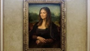 smile mona lisa will.i.am